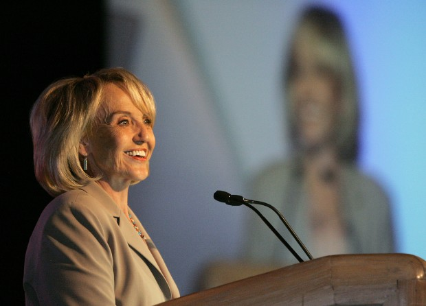 Brewer lays out her vision for AZ