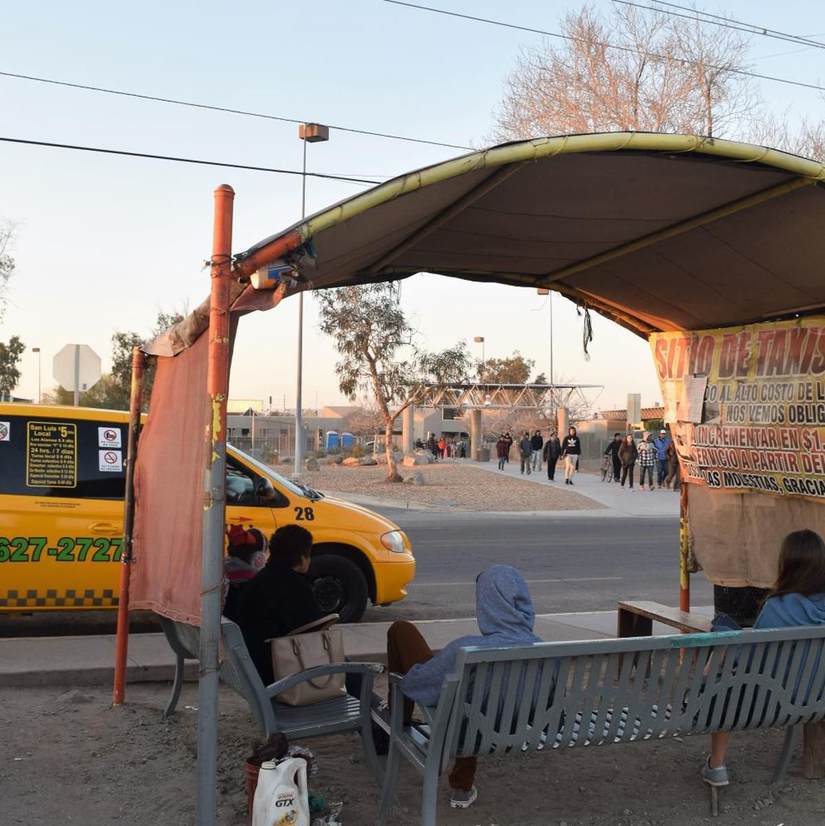 Arizona border towns struggle with students crossing from Mexico