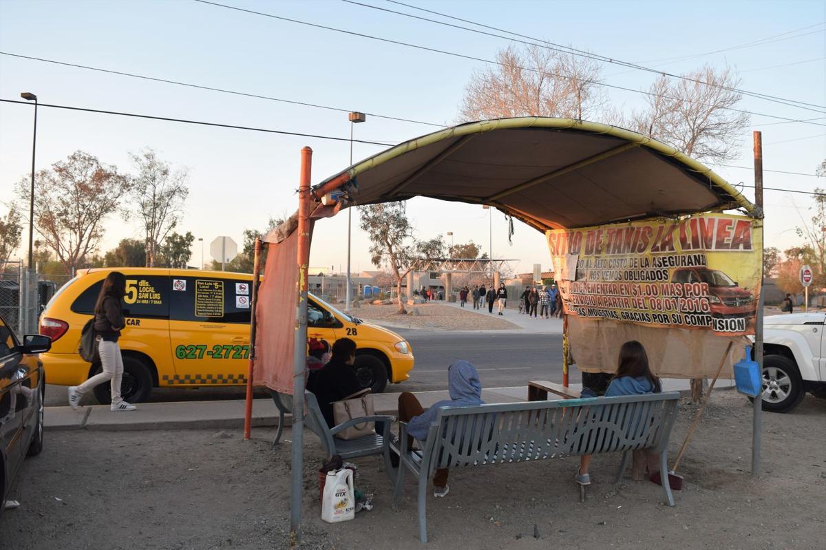 Taxi Yuma Az >> Arizona Border Towns Struggle With Students Crossing From