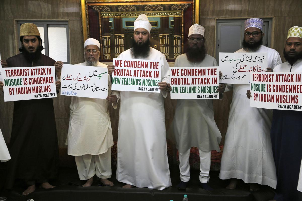 India New Zealand Mass Shootings
