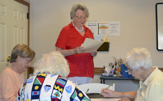 'Brain aerobics' keep seniors' minds fit
