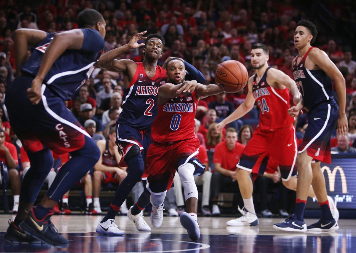 Versatile Arizona Wildcats show off talent in Red-Blue ...