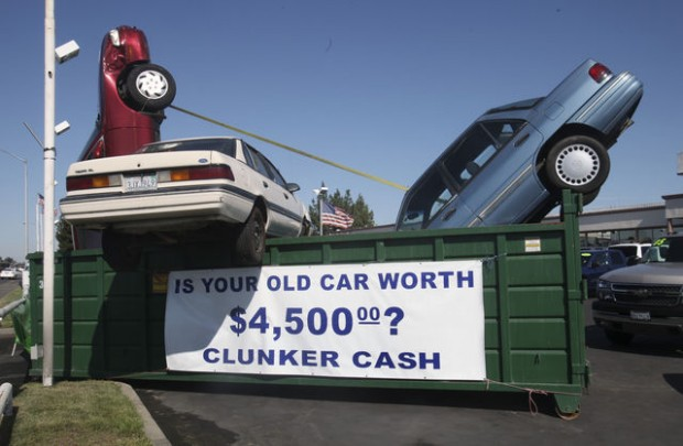 Cash For Clunkers >> Cash For Clunkers To End Monday Business News Tucson Com