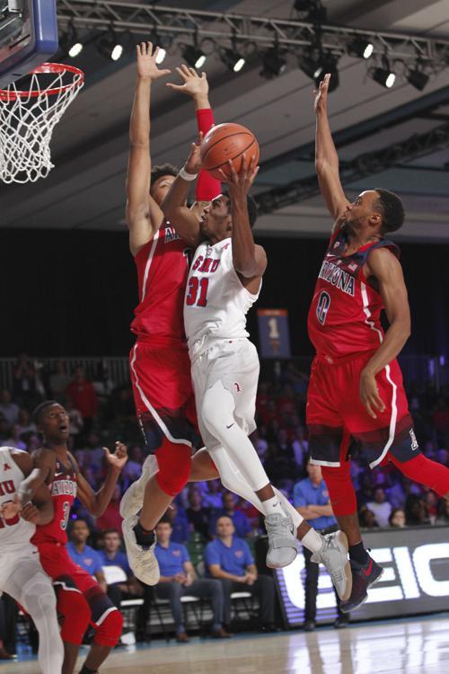 Arizona SMU Basketball
