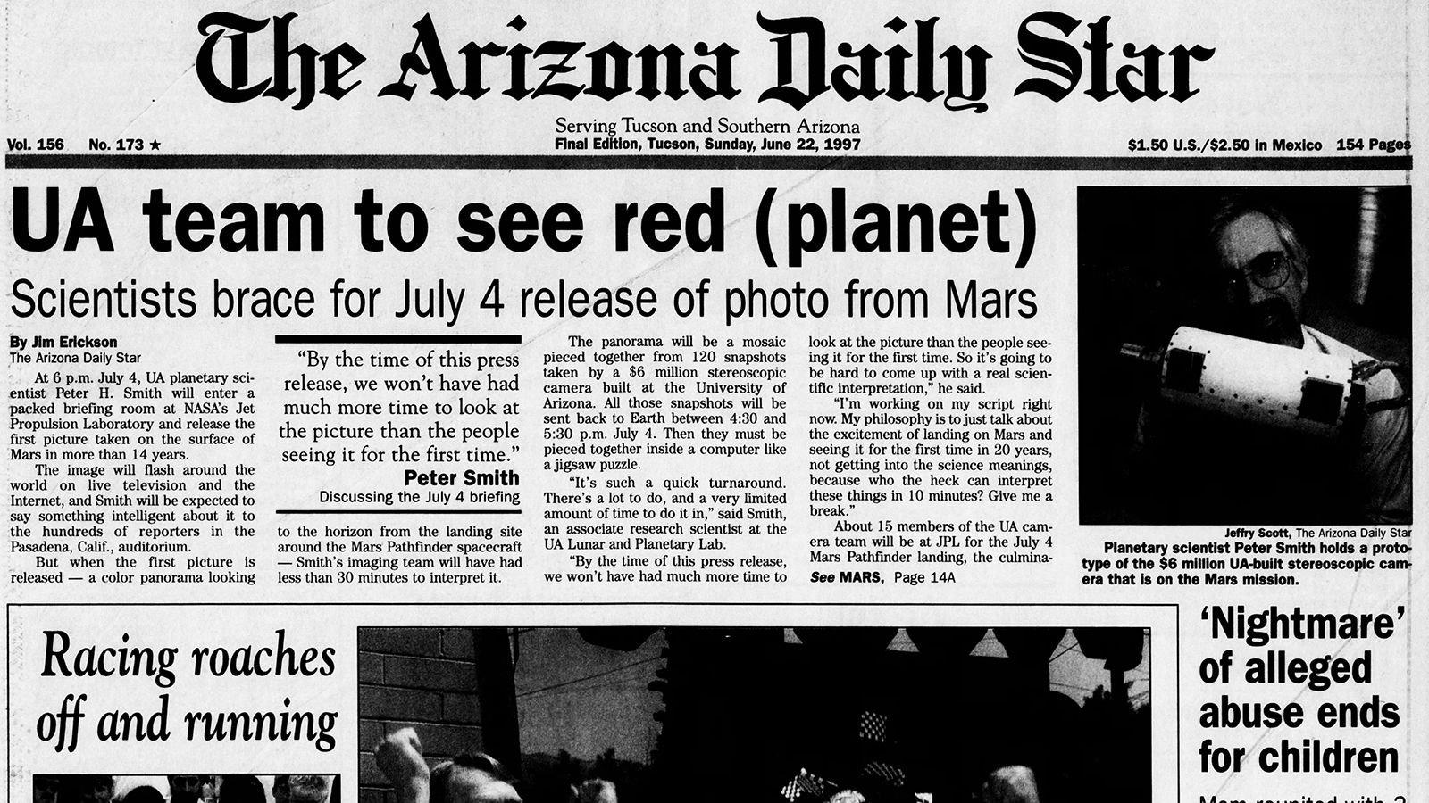 Resultado de imagen para july 22 son of mars