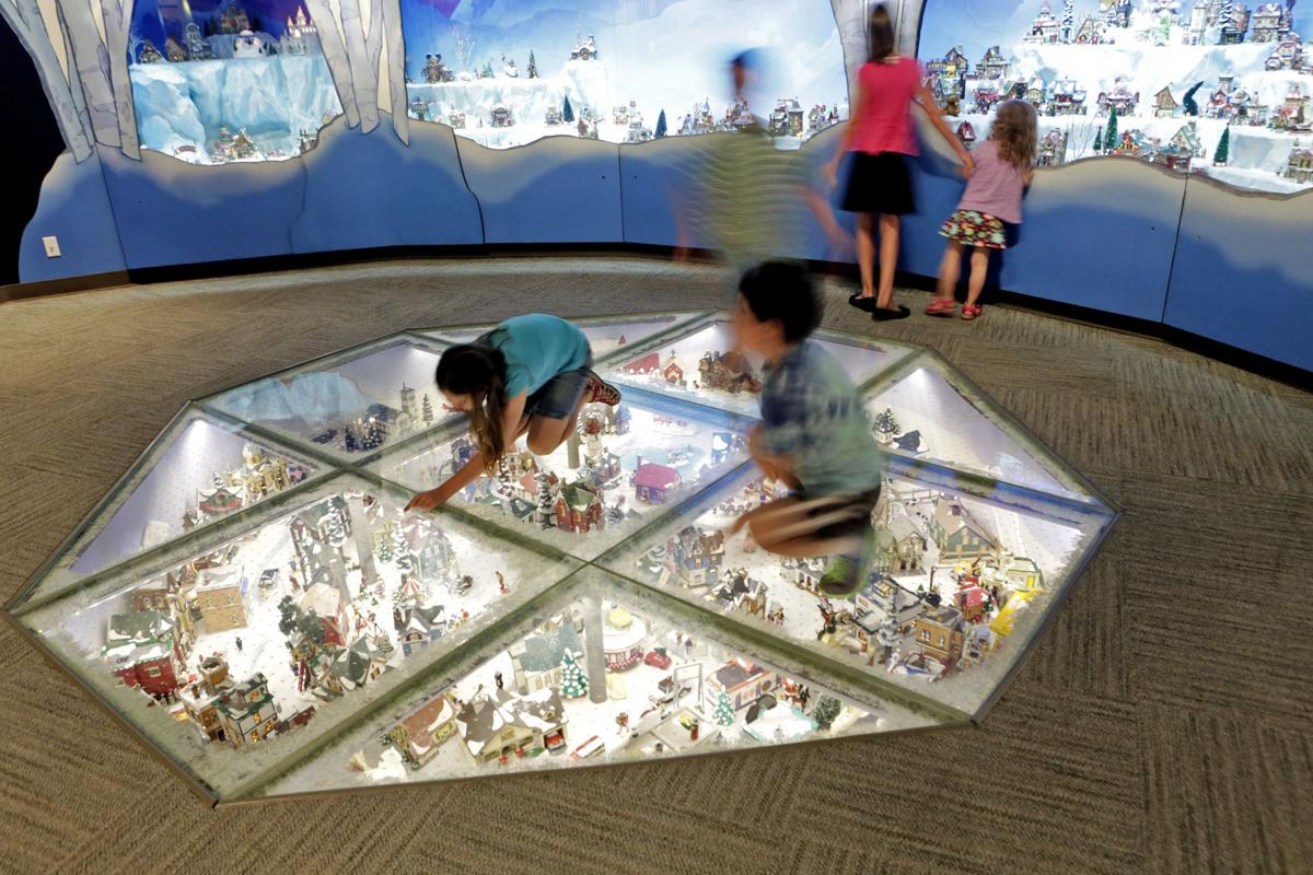 The Mini Time Machine Museum