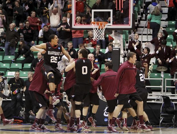 West Region, second round: No. 14 Harvard 68, No. 3 New MExico 62: UA next for Crimson after ousting UNM