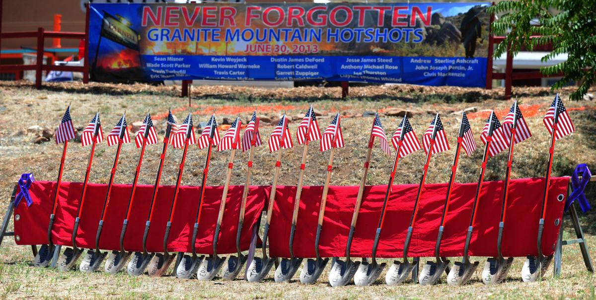Firefighters Killed Anniversary
