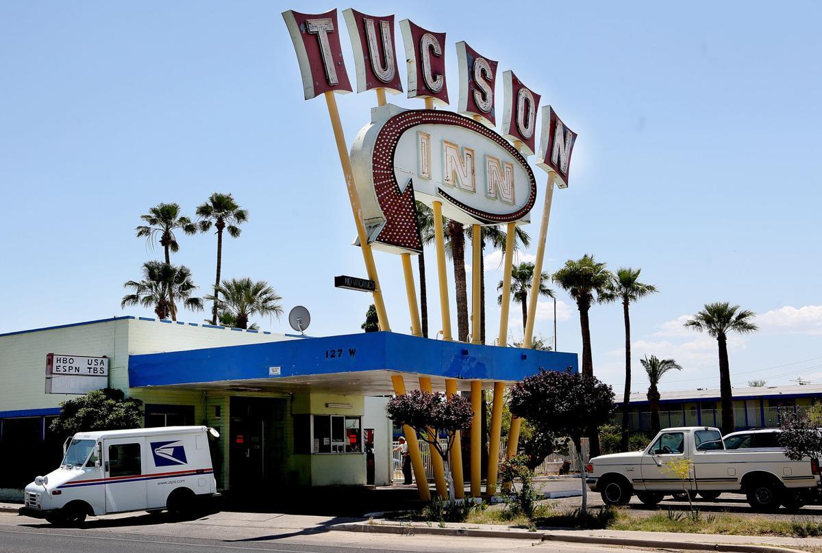 Tucson Inn Motor Hotel