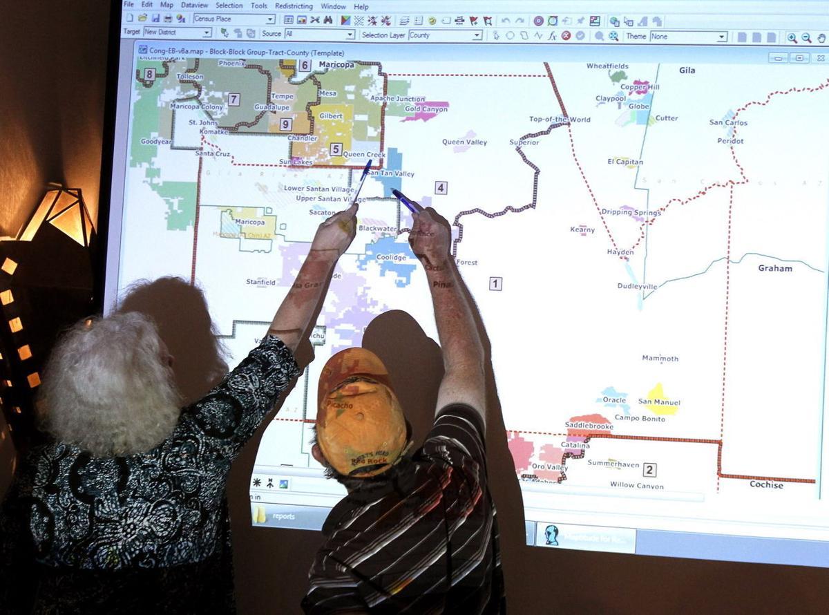 Arizona Independent Redistricting Commission