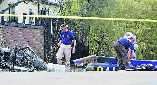 Medevac firm halts AZ service for now after Tucson copter crash that killed 3