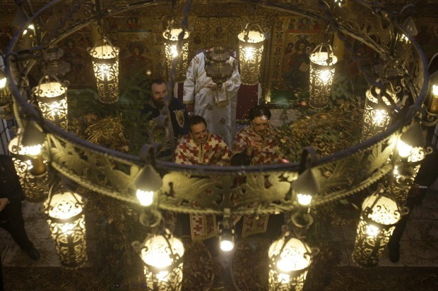 Eastern Orthodox Christmas.Photo Of The Day Eastern Orthodox Christmas From The