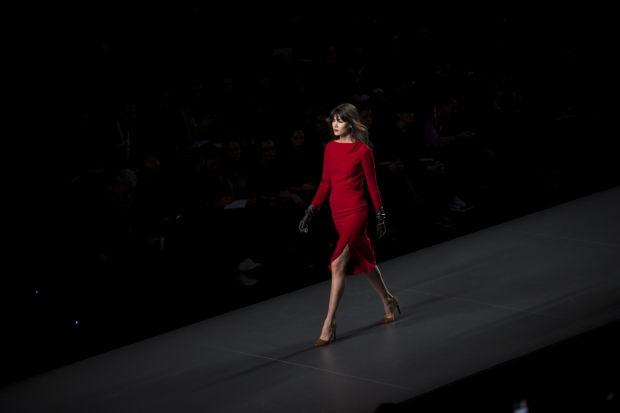 Fashion Week in Madrid