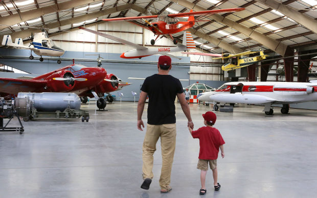Pima Air & Space Museum offering number of August educational events