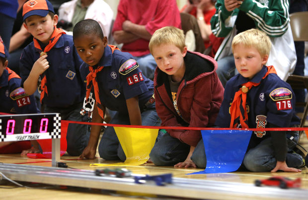 Spanish Trails District Pinewood Derby