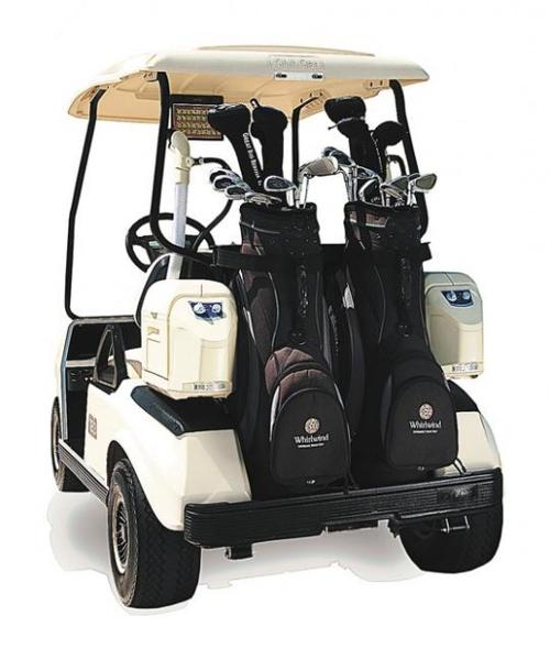 Air-conditioned golf carts hitting the greens | Golf | tucson.com on