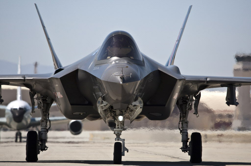 D-M among candidates to get F-35s