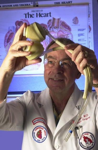 UA losing Copeland, 'star' of heart surgery