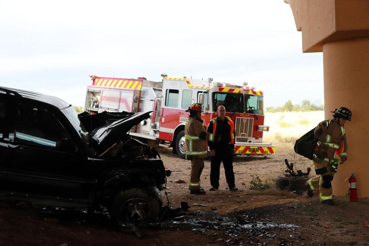 Woman killed in crash on I-19 south of Tucson