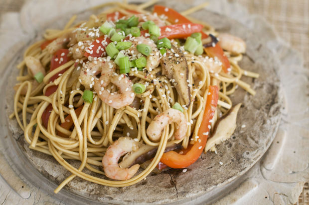 Noodling around with fast, fun meals: This stir-fry fine for busy weeknights