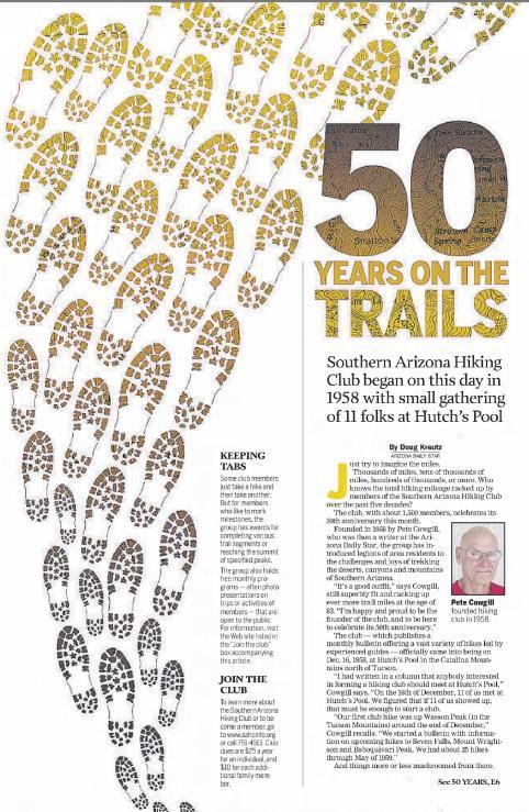 Dec. 16, 2008: Club's 50th anniversary