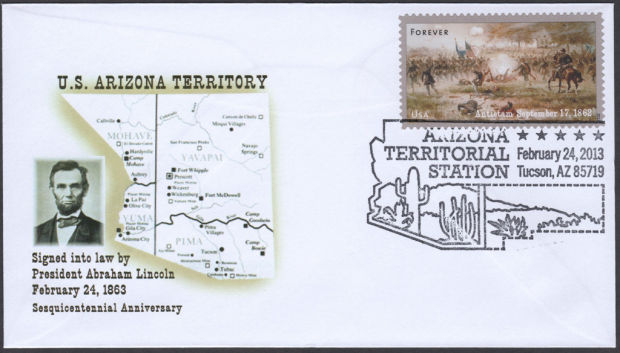 Stamp aficionados can collect some AZ history this weekend
