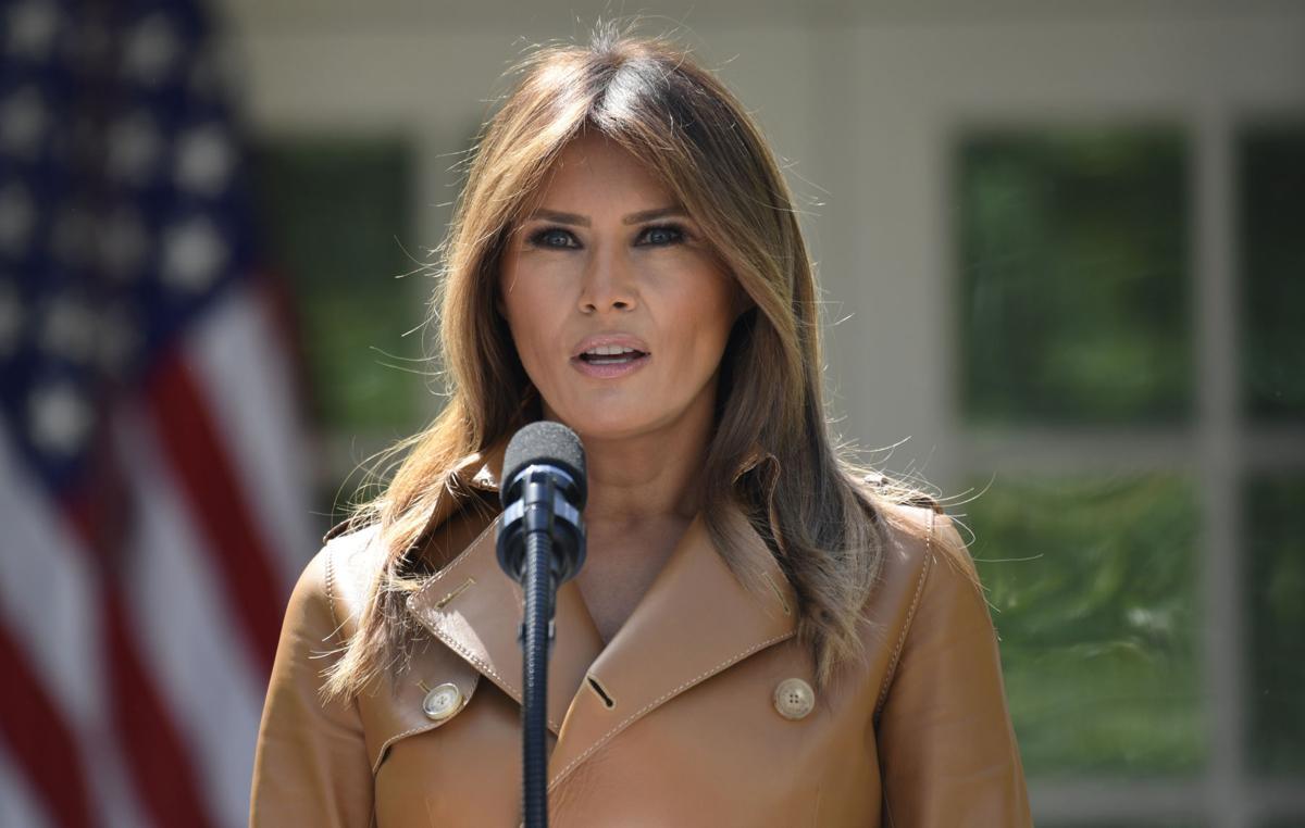 White House: Melania Trump hospitalized after surgery to treat ...