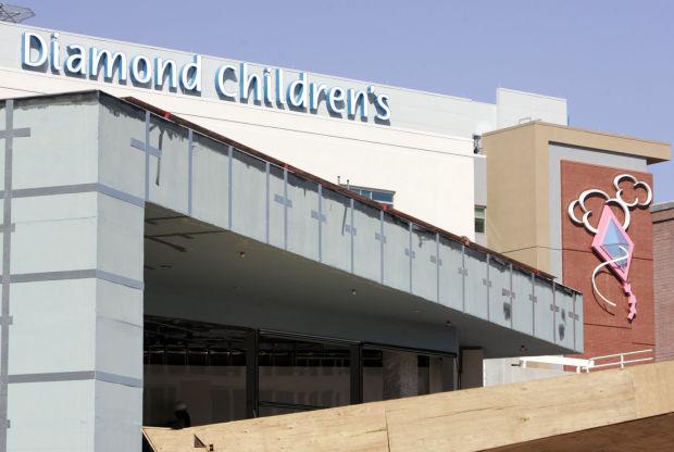 Diamond Children's-Banner