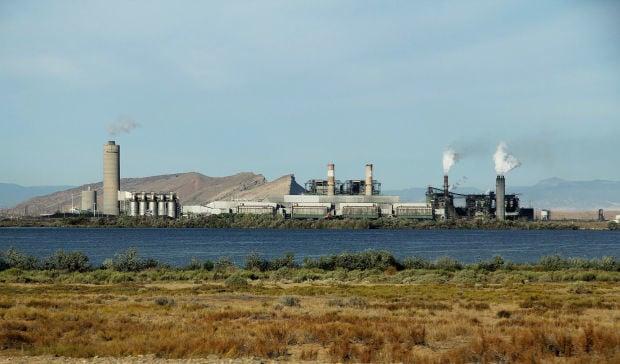 Four Corners coal plant