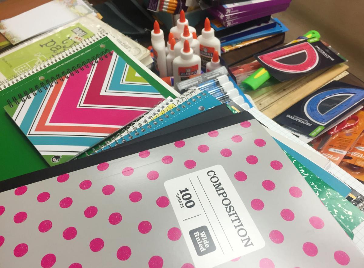 School supplies (copy)