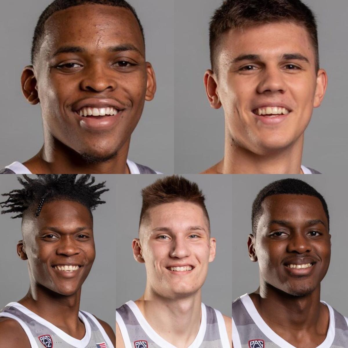 Arizona basketball starters