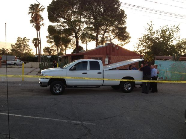 Tucson police on scene of double homicide