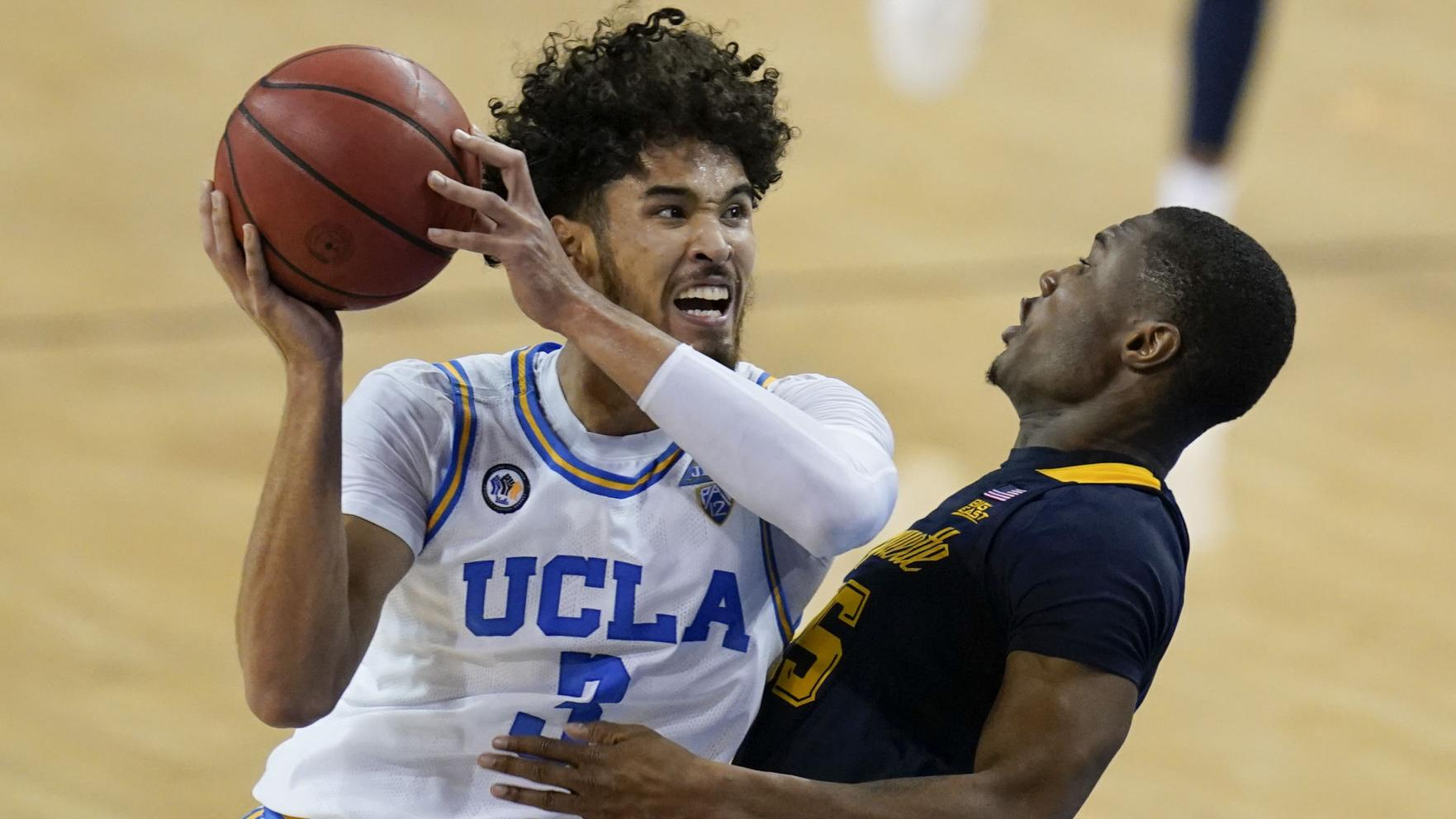 Johnny Juzang Moved Closer To Home During The Pandemic And Ucla S Rolling Because Of It Arizona Wildcats Basketball Tucson Com