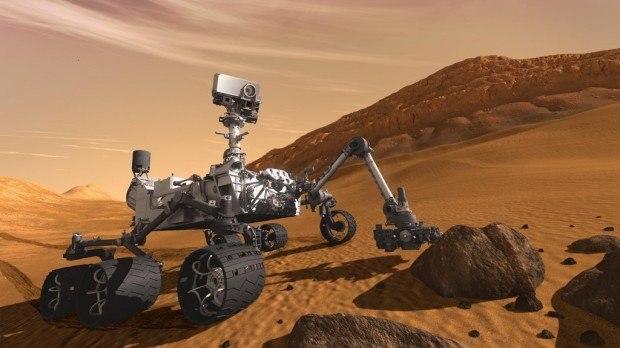 Mars-landing mission focus of special talks, viewing here