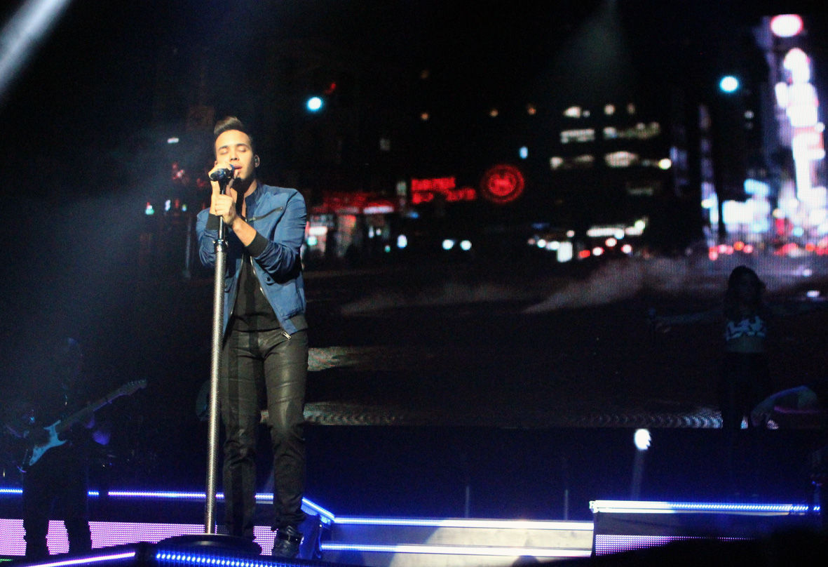 Prince Royce at AVA