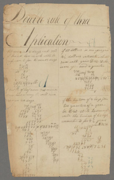 Lincoln's Notebook