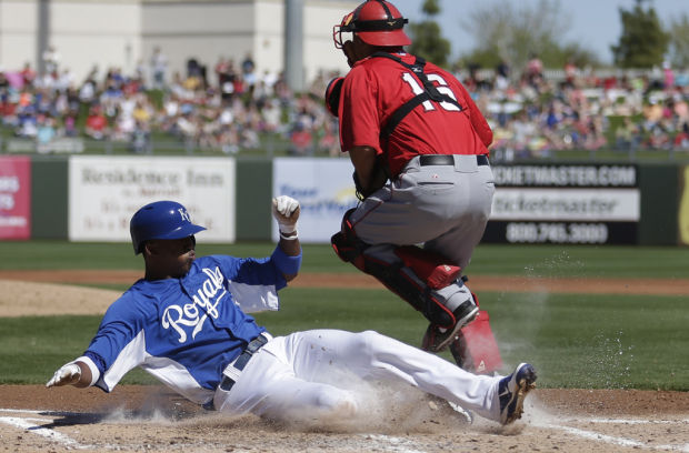 Game of the day: Royals 17, Angels 11: Pujols homers, but KC blasts Angels