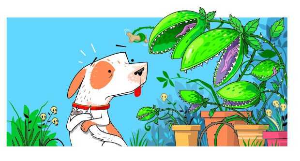 Poisons lurk in your dog's domain
