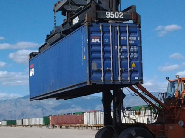 Tucson's first rail export headed to Japan