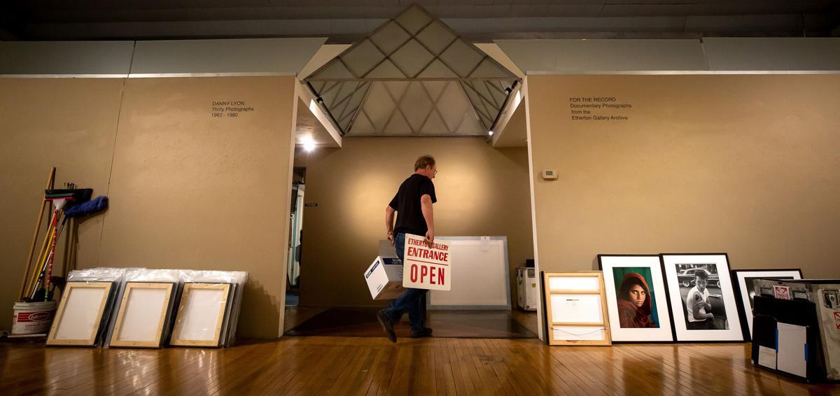 Etherton Gallery move