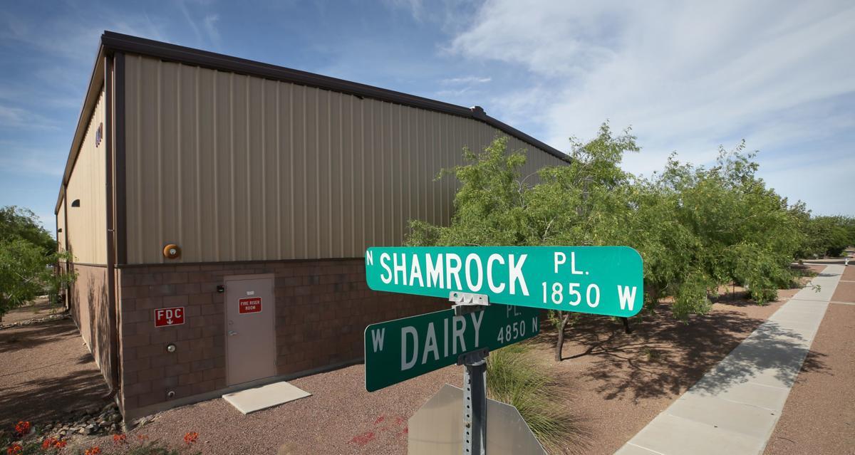 Shamrock Center