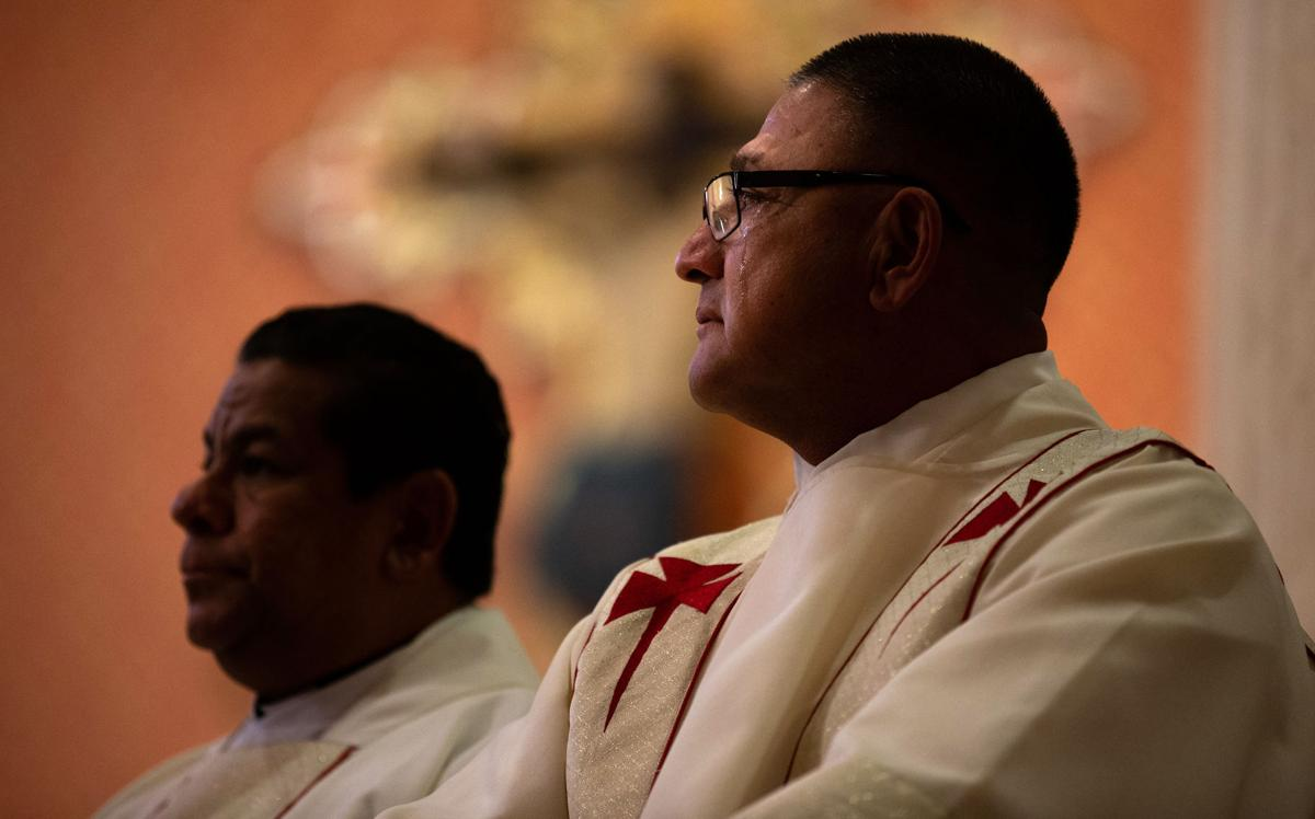 Mass for Father Raul Valencia