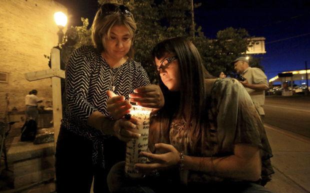 Vigil-fast for justice