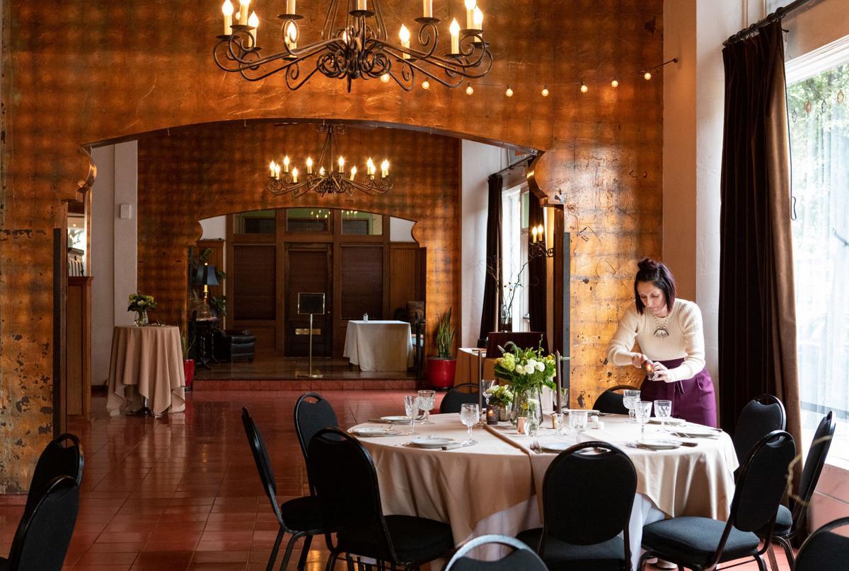 Hotel Congress, Copper Room