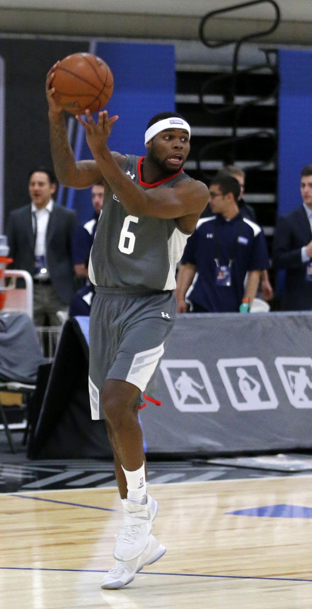 For Arizona Wildcats' Kadeem Allen, NBA combine is the