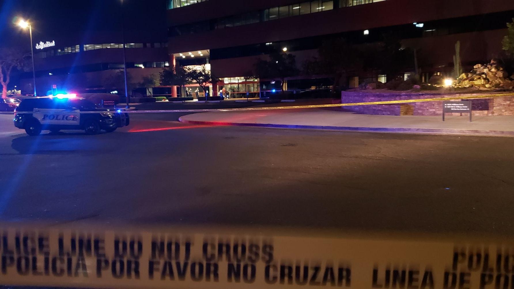 Tucson police ID man killed in gunfight with security guards