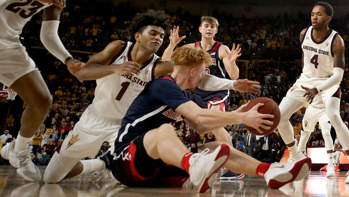 On Max Hazzard's benching and Nico Mannion's absence in Arizona Wildcats' meltdown at ASU
