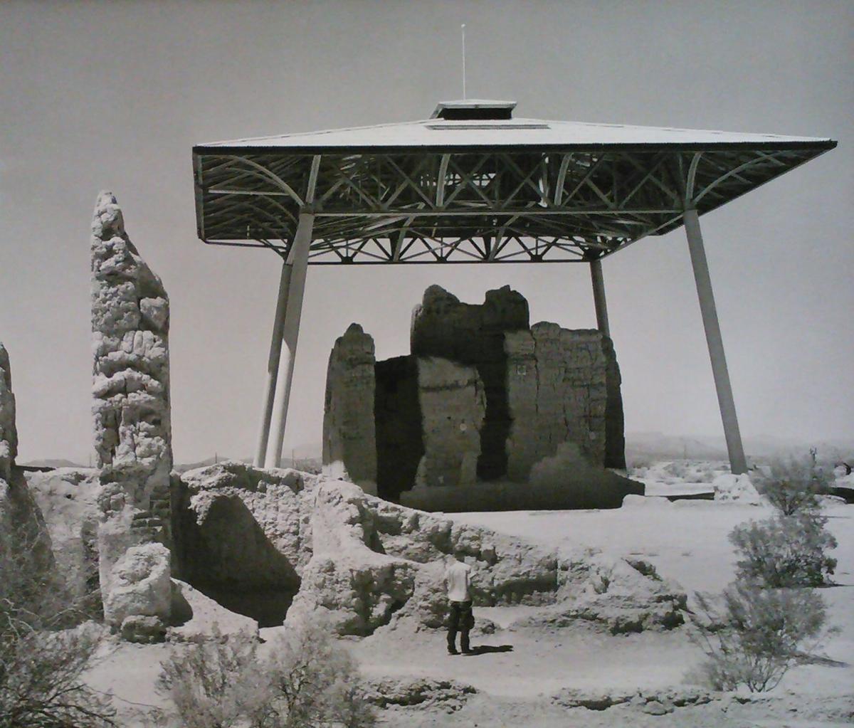 Casa Grande Ruins 1