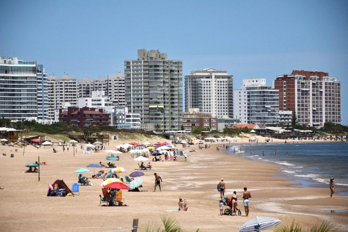 Sometimes referred to as the Miami of South America, Punta del Este makes a swanky spot to hit the beach on Uruguay's Atlantic Coast.