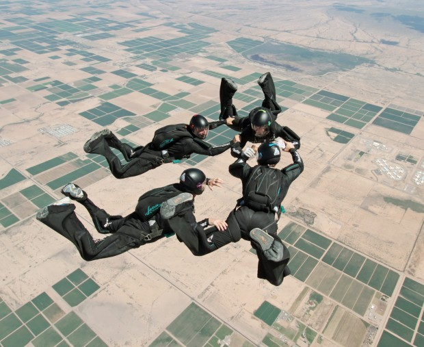 Photo Gallery: 2011 US National Skydiving Championships